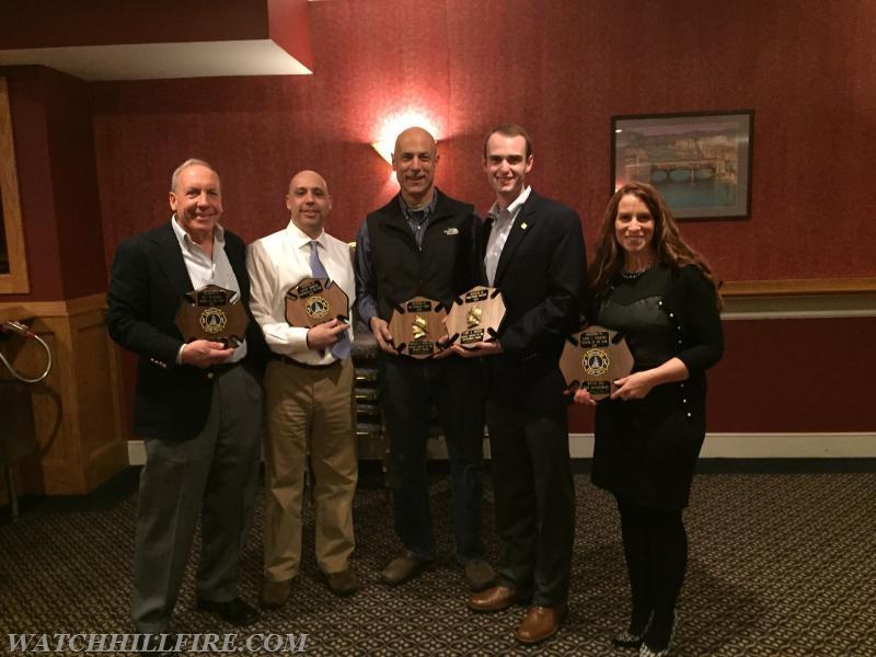 2018 WHFD Award Winners