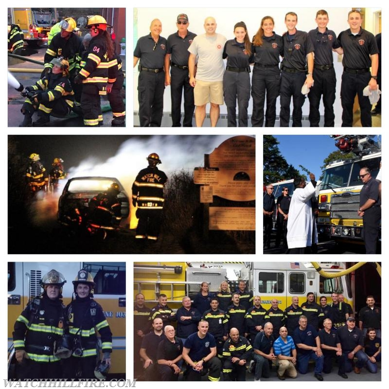 Happy International Firefighters from our WHFD Family.