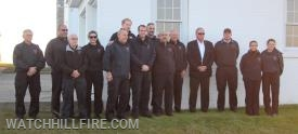 "Watch Hill Firefighters Ne Plus UIltra ""There are none better"""