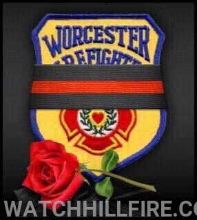 WHFD remembers Worcester Firefighter Christopher Roy