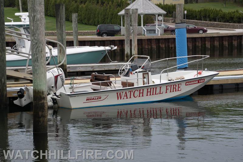 Watch Hill Fire Marine 100