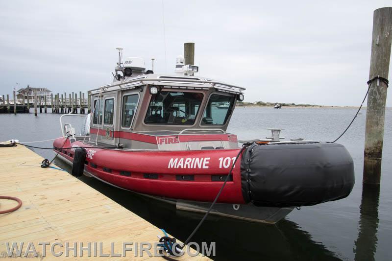 Watch Hill Fire Marine 101